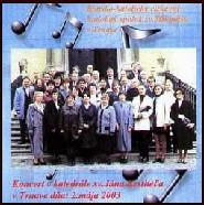 Záznam z koncertu pri príleži-tosti Medzi-národnej notárskej konferencie